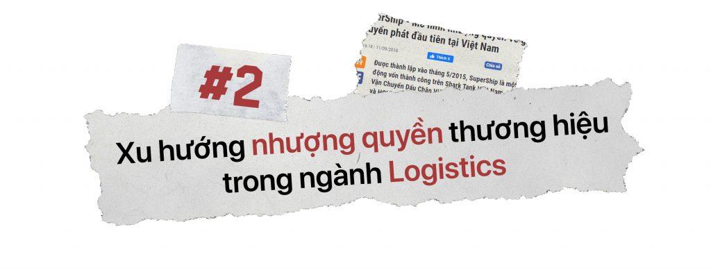 Nhượng quyền logistics